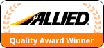 Santa Rosa Moving & Storage Allied Quality Award Winner