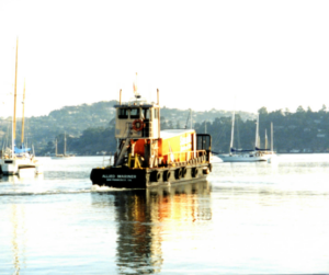 Move From Angel Island, CA - Mid 1990's